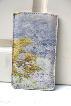 Moss Printed Phone Case