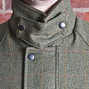 Men's Tweed Shooting Jacket
