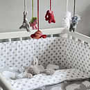 Cot Bed Duvet Cover And Pillowcase Sheep