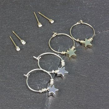 Tuscon Earring Set