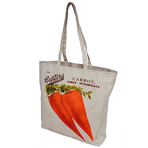Carrot Shopping Bag
