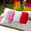 Ice Lolly Sunglasses Case