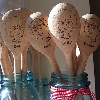 Personalised Father's Day Spoon