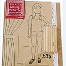 Create Your Own Designs Doll Kit