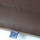 Embossing detail (Personalised text)