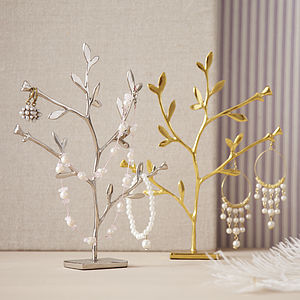 Tree Jewellery Stand - for her