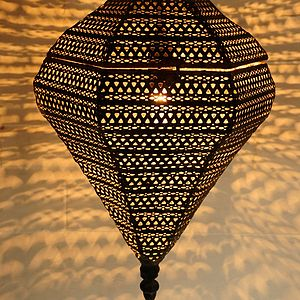 Moroccan Pendant Light - lighting