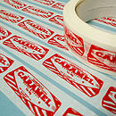 'Caramel Wafer' Sticky Tape