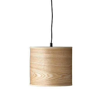 Veneer Pendant Light