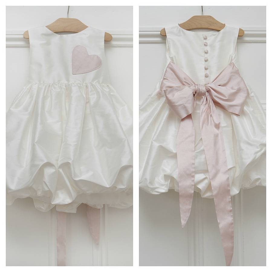 Whether you're purchasing baby girls' special occasion dresses for a first birthday, as a flower girl dress, for a baptism, or for other milestones, the material is an important aspect of the design. Lace, tulle, and taffeta are three popular fabrics used in the many different styles .