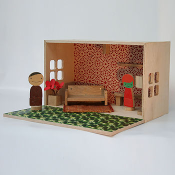 One Room Dolls House