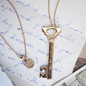 'Key To My City' Necklace