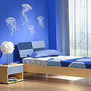 Jellyfish Wall Sticker Set
