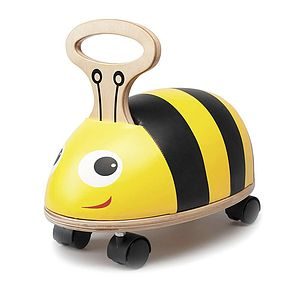 Bumblebee, Ladybird Or Bumper Car Ride On - outdoor toys & games