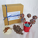 Boy's Cake Pop Baking Kit