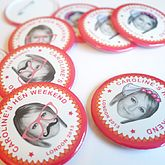 Personalised Hen Party Badges - parties