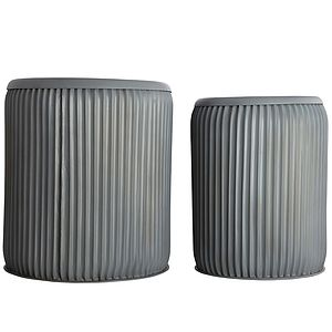 Zinc Planter Provence - pots & windowboxes