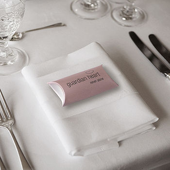 Ten Wedding Party Place Settings