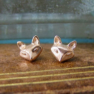 Foxy Earrings - earrings