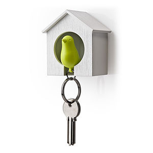 Sparrow Key Ring Holder - storage