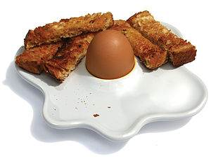 Fried Egg Cup - tableware