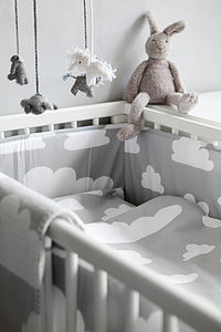 Cot Bed Duvet Cover Set