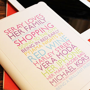 Personalised Case For IPad2 - accessories