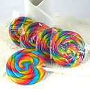 Whirly Candy Lolly For Party Bags