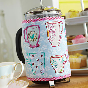 Cafetiere Cosies - kitchen
