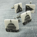 Iconic London Cufflinks