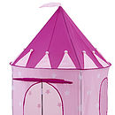 Pink Star Play Tent