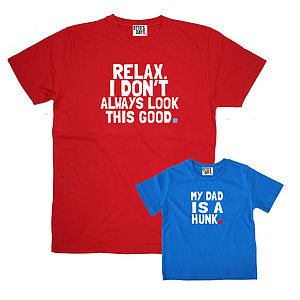 'Looking Good' T Shirt Set - t-shirts & tops