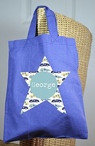 Personalised Gift Bag - baby & child