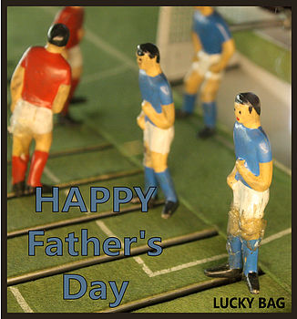 Lucky Bag For Fathers Day