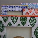 Ikat Picture Frame