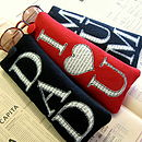 Personalised Small Print Glasses Case