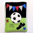 Personlised Football Kindle Case