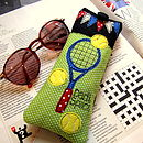 Personalised Tennis Glasses Case