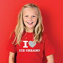 Red Heart T shirt