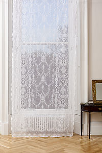 Lucynda Lace Panel - curtains & blinds