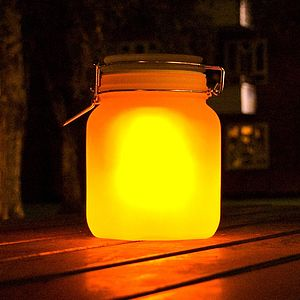 Sun Jar - outdoor lights & lanterns