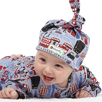 Piccalilly Circus Knotted Hat