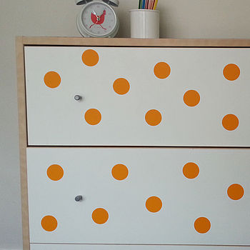 Liven up your children's furniture