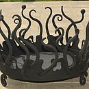 50cm Crown Fire Pit New 2