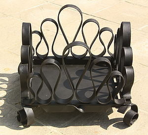 Hand Forged Billy Brazier - fire pits & outdoor heating