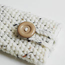 Handmade Chunky Wool IPhone Case