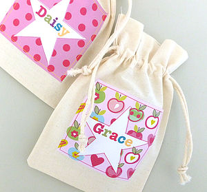 Girl's Super Star Party Bags - baby & child