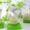Chocolate GOLF BALL Favour