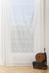 Chantelle Sheer Window Panel - curtains & blinds