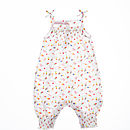 Woven Lolly Print Jumpsuit